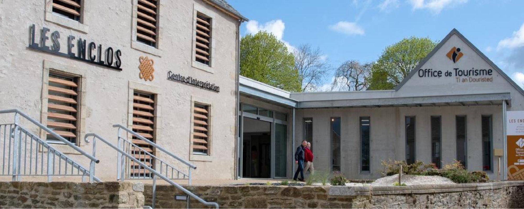 Le Centre d'interprétation des enclos
