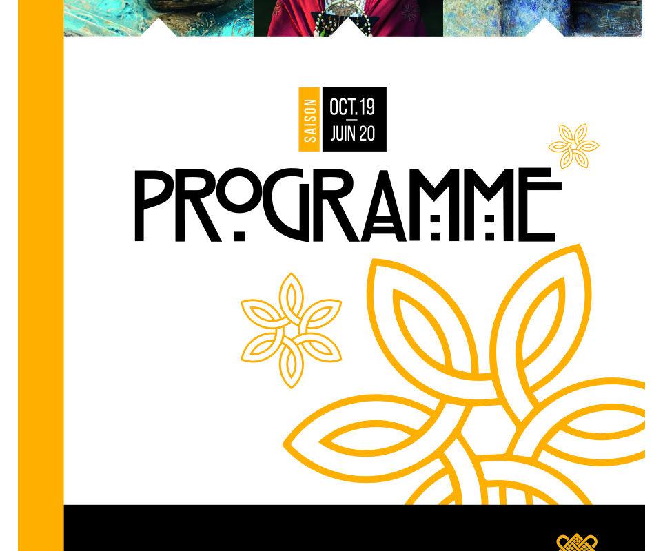 Programme octobre 2019 – juin 2020