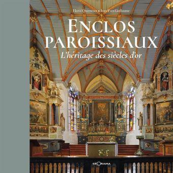 Dimanche 17 novembre – Conférence LES ENCLOS PAROISSIAUX par Hervé Quéméner
